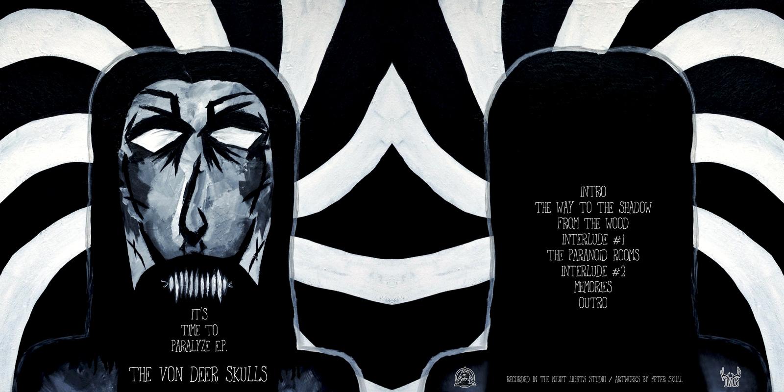 The Von Deer Skulls - It's Time To Paralyze E.P.