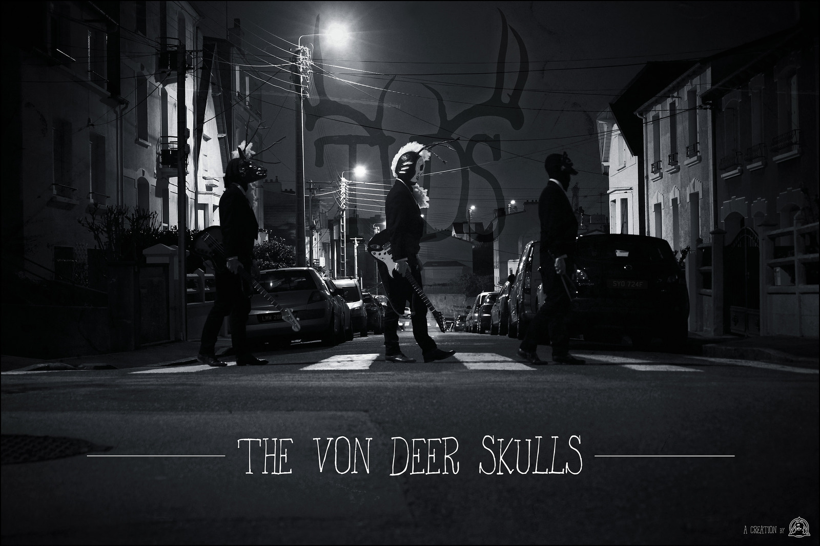 The Von Deer Skulls - Promo